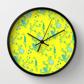 Design Based in Reality Wall Clock by Ben Geiger