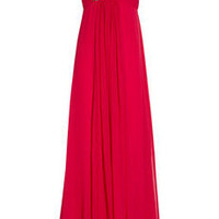 Notte by Marchesa | Embellished silk-chiffon gown | NET-A-PORTER.COM