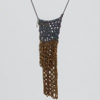 AdP by Arielle de Pinto Cigarette Necklace