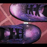 Made to Order Galaxy vans