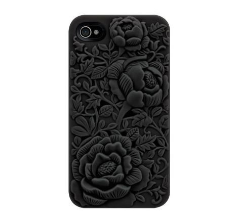 Unique Design Black Rose Embossing .. on Luulla