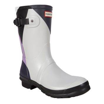 Hunter Original Short Dazzle Rain Boot at Von Maur