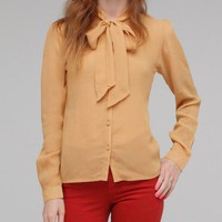Need Supply Co. / Motel / Helter Bow Blouse