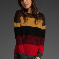 Jack by BB DAKOTA Marisa Stripe Sweater in Multi at Revolve Clothing - Free Shipping!