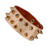 Spike Wrist Cuff - Jewelry  - Accessories