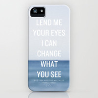 Mumford & Sons iPhone Case by Zyanya Lorenzo | Society6