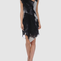 HELMUT LANG Women - Dresses - Short dress HELMUT LANG on YOOX United States