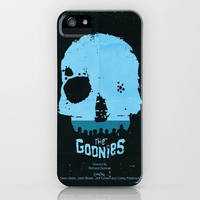 The Goonies Movie Poster iPhone Case by Jon Hernandez | Society6