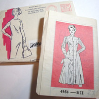 Vintage Pattern Womens dress size 20 mail order uncut Readers Mail Inc sewing pattern 1980s