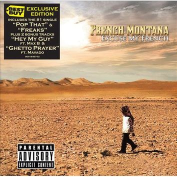 Excuse My French [Best Buy Exclusive] [PA] - CD