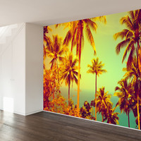 Vitamin D Wall Mural Decal