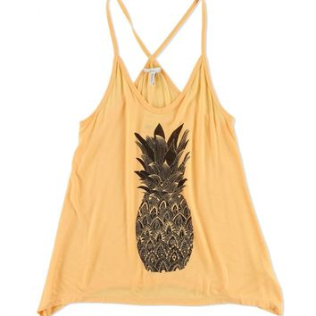 O'Neill PINEAPPLE BREEZE TANK from Official US O'Neill Store