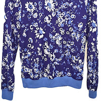 Daisy Printed Pullover