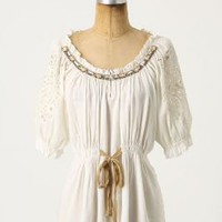 Lucerne Peasant Blouse - Anthropologie.com
