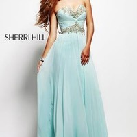 Sherri Hill 3859 Sherri Hill Prom Dresses, Pageant Dresses, Cocktail | Jovani | Sherri Hill | Terani | Mac Duggal | La Femme from Glitteratistyle.com