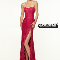 Paparazzi Prom by Mori Lee 97001 Paparazzi by Mori Lee Estelle's Dressy Dresses in Farmingdale , NY