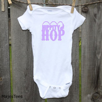 Easter Hippity Hop Onesuits®, 1st Easter