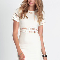 Right Through You Cutout Dress - $48.00: ThreadSence, Women's Indie & Bohemian Clothing, Dresses, & Accessories