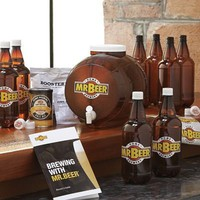 mr. beer brewing kit $39.95