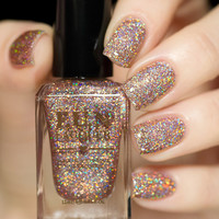 Fun Lacquer Royal Chapel (H) Nail Polish (Limited Edition - Christmas 2014 Collection) - PRE-ORDER - Royal Chapel (H) / Limited Edition - Christmas 2014 Collection