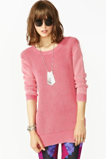 Cotton Candy Knit