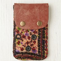 Free People Tapestry iPhone Wallet