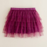 JCrew Tulle Skirt... I betcha you could DIY!! :) 