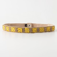 Golden Glitz Stretch Belt