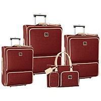 Diane von Furstenberg Luggage - Signature Studio 4-Piece Luggage Set 1707P04 - Luggage Online
