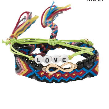 Aeropostale  Friendship Bracelet 3-Pack