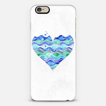 A Sea of Love. Phone Case by Timone