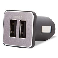 Men's Moshi 'Revolt Duo' USB Car Charger