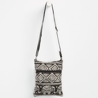 Elephant Crossbody Bag Black Combo One Size For Women 25120714901