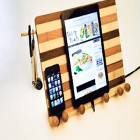 iBamboo Multi Device Dock & Cookbook Stand