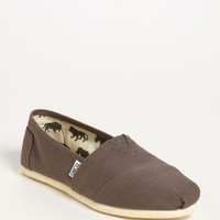 TOMS 'Classic' Canvas Slip-On (Women) | Nordstrom
