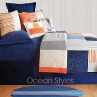 Endless Summer Deluxe Bedding Set | OceanStyles.com