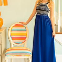 The Time & Place Maxi Dress