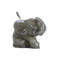 Mini Elephant Candles Set of 4