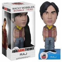 ROCKWORLDEAST - Big Bang Theory, Bobblehead, Raj