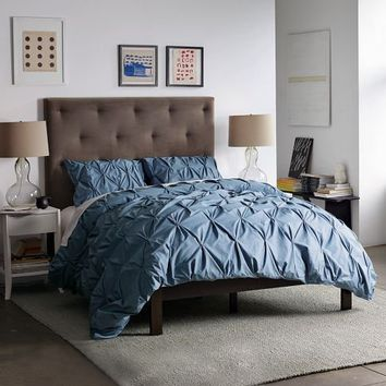 RE:Style Studio — Modern tufted headboard