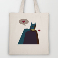 Love is Like War... Tote Bag by ▲ Bright Enough | Society6