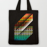 Memento #1 - From Persia, With Love Tote Bag by ▲ Bright Enough | Society6