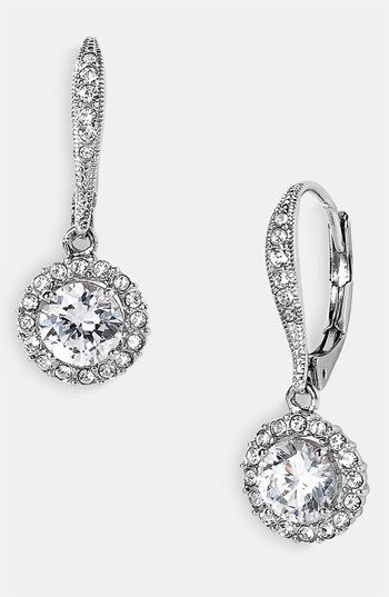 Nadri Cubic Zirconia Drop Earrings | Nordstrom