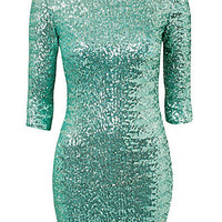 Paris Sequin Dress, TFNC