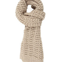 Crocheted Knit Scarf | FOREVER 21 - 1083316152