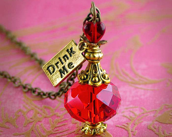 Harry Potter Amortentia Necklace LOVE by EnchantedWonderland
