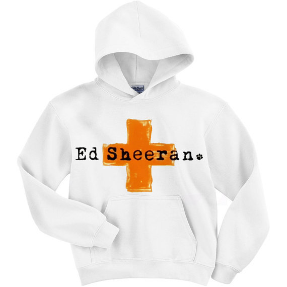 ed sheeran hooded sweatshirt from soulclothes gear. Black Bedroom Furniture Sets. Home Design Ideas