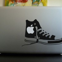 Converse - Macbook Decal Sticker | applestyx - Techcraft on ArtFire