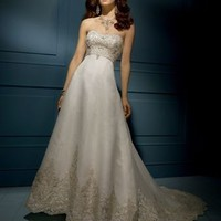 OliviaBridal Design Alfred Angelo 848 Price, Alfred Angelo Wedding Dresses Cheap For Sale