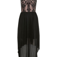 Deco Lace Maxi Dress - View All  - New In